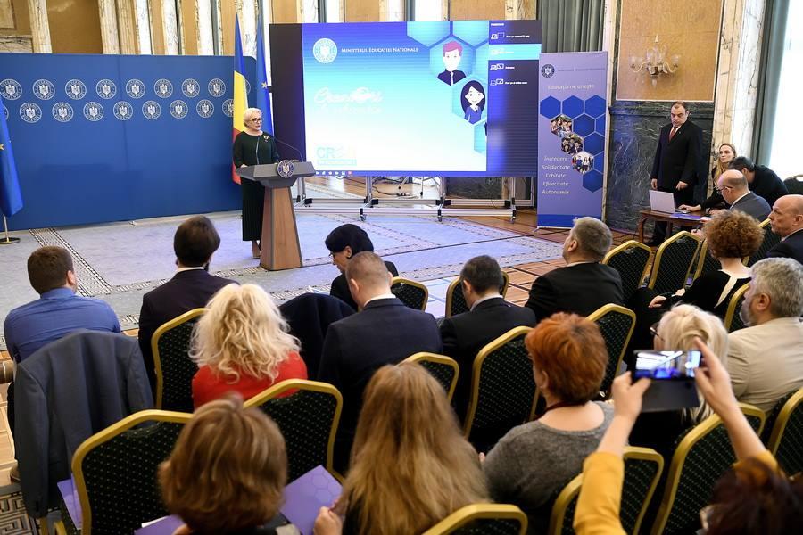 Evenimentul de lansare a selecției naționale de bune practici în educație – Creatori de educație
